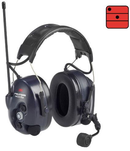 8ebbae12d9f kommunikatsiooni kuulmiskaitsmed millele on sisse ehitatud raadiosaatja 446  MHz - adapteri abil on võimalik ühendada mobiiltelefon või sõltumata  sagedusest ...